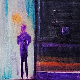 Wjo i am by Vanja Škrobica - Painting All Painting