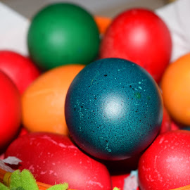 by Daniel Cioc - Novices Only Objects & Still Life ( easter, eggs )