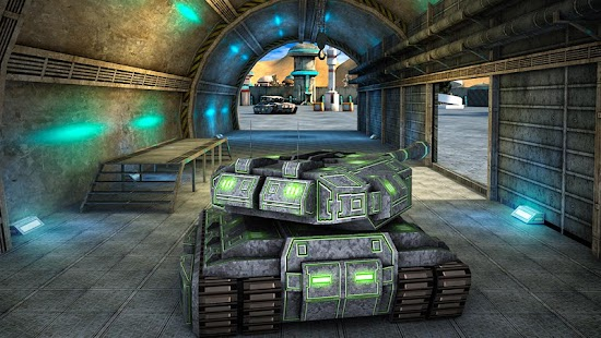 Tank Future Force 2050 APK for Blackberry