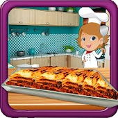 Beef Lasagna Cooking Game APK for Bluestacks