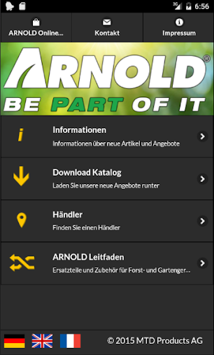 ARNOLD Products Mobile 2016 APK