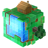 Planet Craft : Exploration APK for Bluestacks