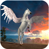 Clan of Pegasus - Flying Horse For PC (Windows And Mac)