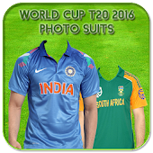 World Cup T20 2016 Photo Suits APK for Bluestacks