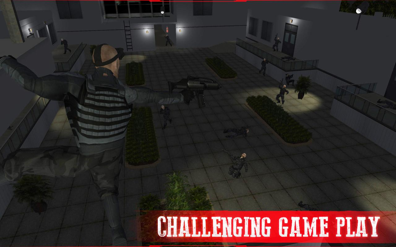 Secret Agent Stealth Spy Game Screenshot 12