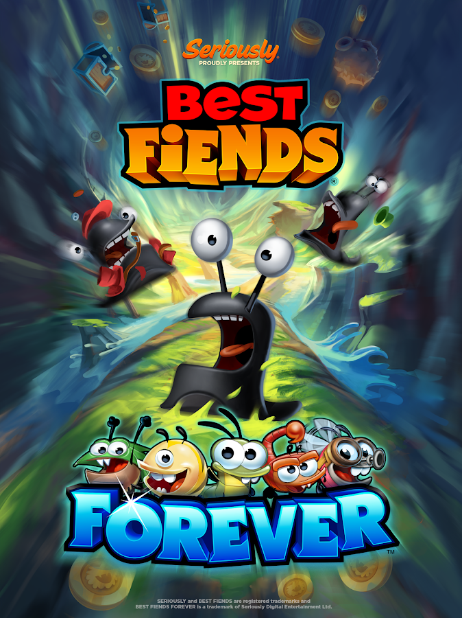 Best Fiends Forever Screenshot 11