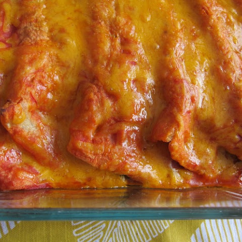 Mexican Beef Enchiladas