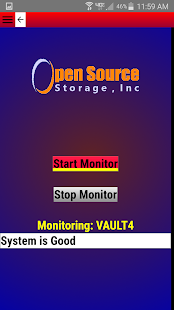 System Monitor - screenshot