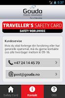 Screenshot of Gouda Norway