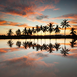 SUNRISE MOMENT by Wak Kundang - Landscapes Sunsets & Sunrises ( nature, penang, landscape photography, sunrise, landscape )