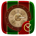 Xmas GO Clock Theme APK for Bluestacks