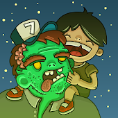 Kids vs Walking Zombies APK for Bluestacks