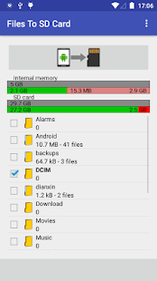 Files To SD Card APK for Bluestacks