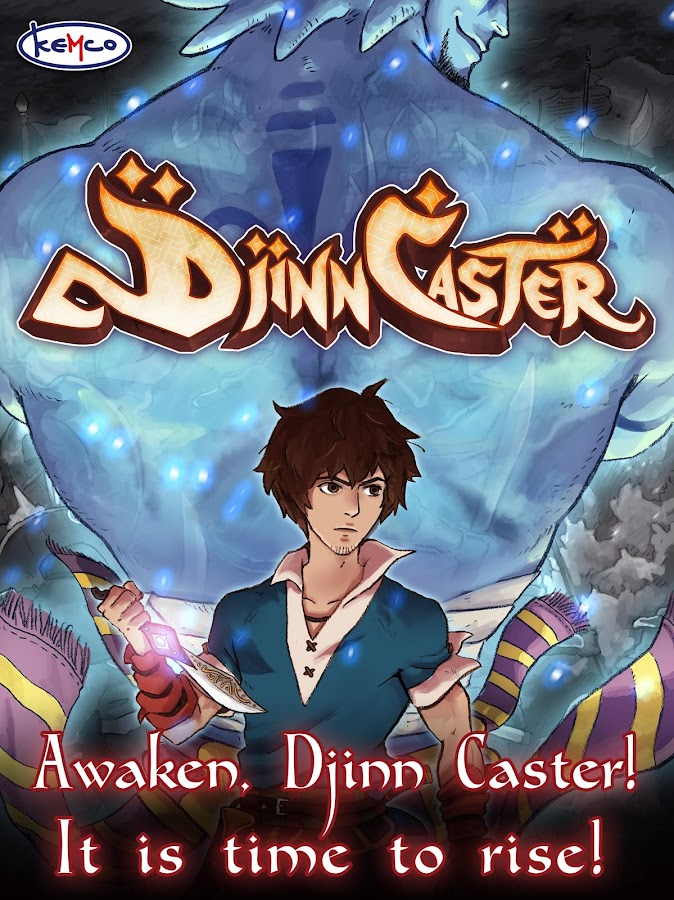 RPG Djinn Caster Screenshot 5