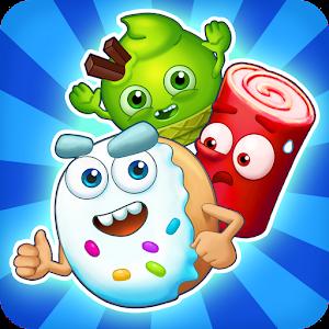Sugar Heroes - World match 3 game! For PC (Windows & MAC)