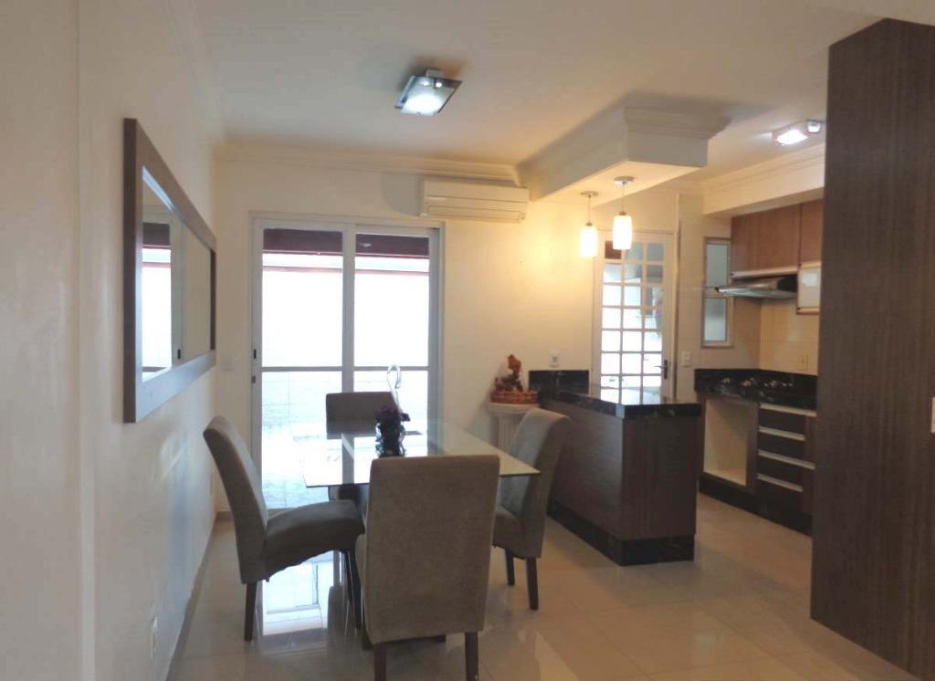 Sobrado com 2 dormitórios à venda, por R$ 280.000 - Villa Flora Hortolândia