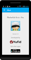 Screenshot of Muslim Kids Series : Dua