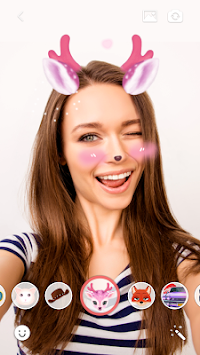 Beauty4U- Selfie Editor&Camera APK screenshot thumbnail 1