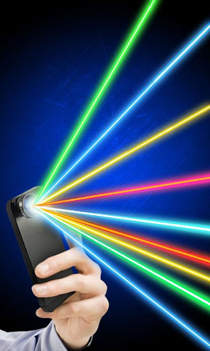 Laser 100 Beams Funny Prank For PC