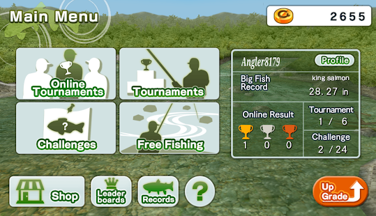 Fly Fishing 3D- screenshot thumbnail