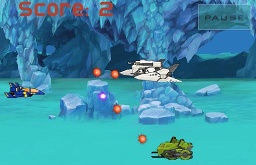 Zero Wing - screenshot