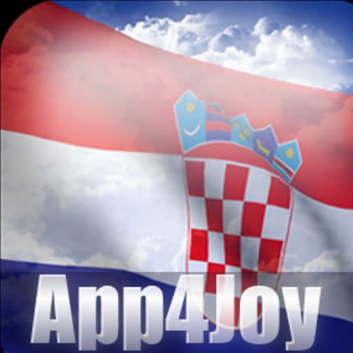 Android aplikacija 3D Hrvatska zastava uživo na Android Srbija