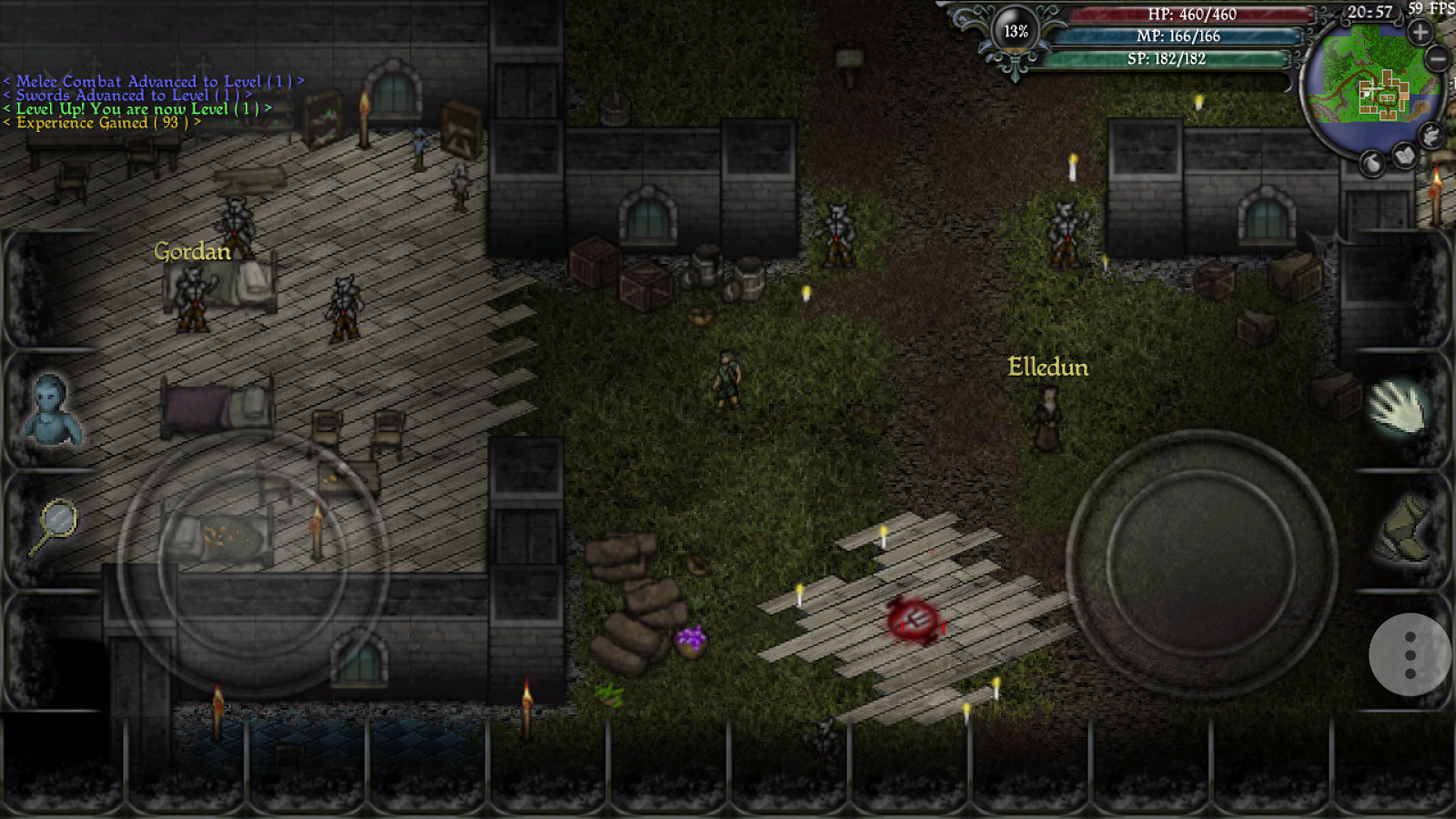 9th Dawn II 2 RPG Screenshot 0