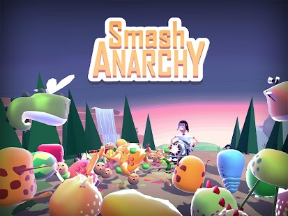 Minion Shooter : Smash Anarchy (Mod Money)