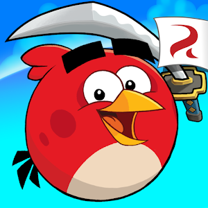 Get ready for a showdown in Angry Birds Fight! APK Icon