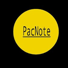 PacNotes Alpha