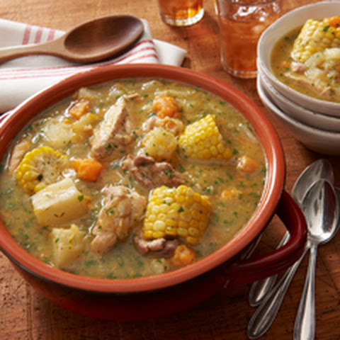 Chicken Sancocho
