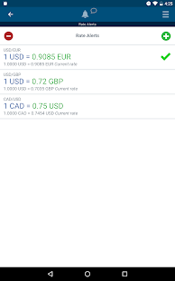 XE Currency Screenshot