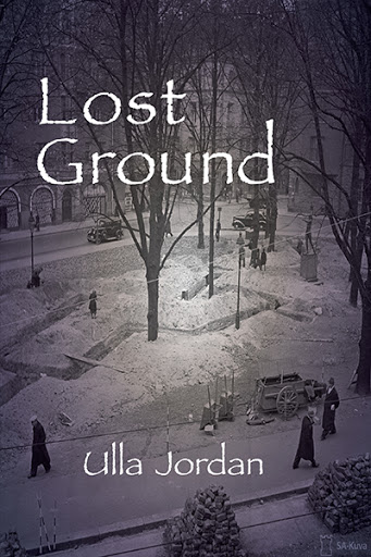 Lost Ground cover