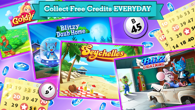 Bingo Blitz: Bonuses & Rewards APK screenshot thumbnail 9