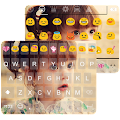Cute Photo Emoji Keyboard Free 3.0.1 icon