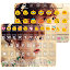 Cute Photo Emoji Keyboard Skin APK for iPhone