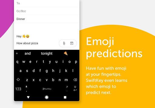 SwiftKey Keyboard screenshot 8