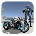 Police Moto Robot Fight Simulator Game APK for Kindle Fire