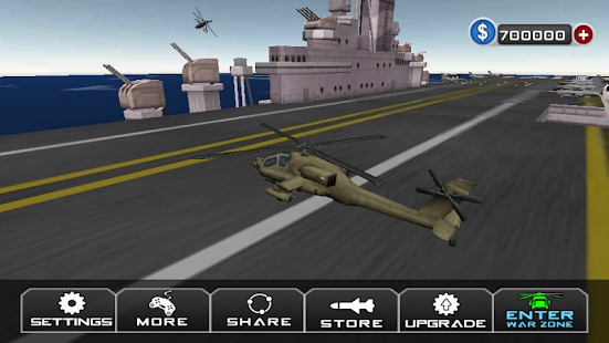 Gunship Air Battle- screenshot thumbnail