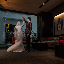 Semangatlensa by Mohd Faidzul - Wedding Bride & Groom