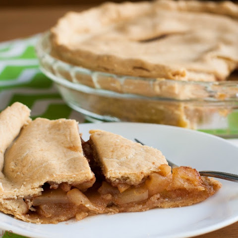 Mom's Gluten-Free Apple Pie