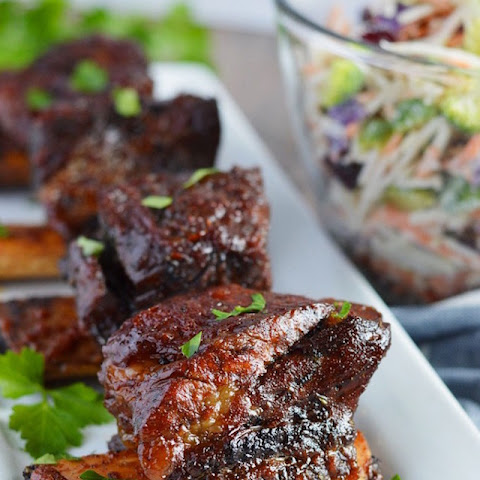 BBQ Short Ribs without a Grill
