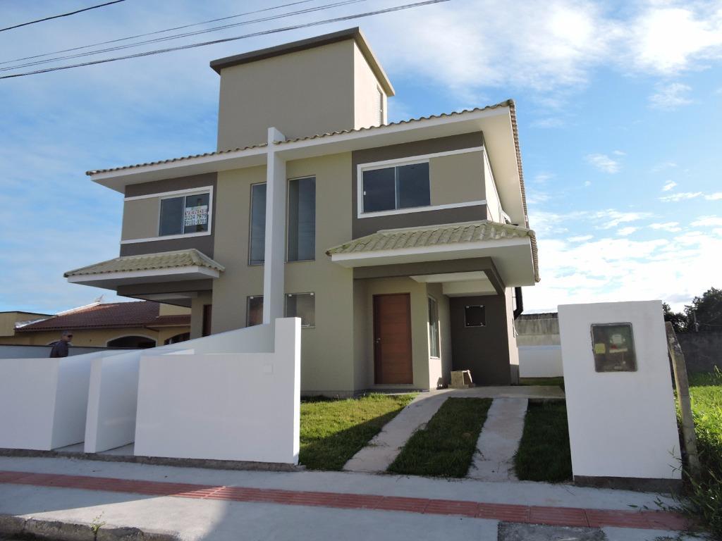 Casa residencial à venda, Carianos, Florianópolis.