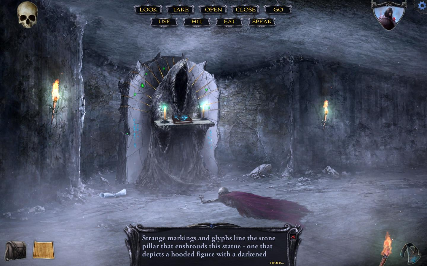 Shadowgate Screenshot 2