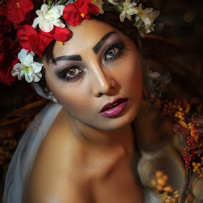 NATURAL BEAUTY by EUGENE CAASI - People Portraits of Women