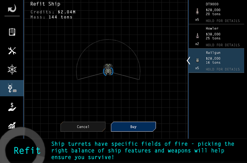 Space RPG 3 Screenshot 3