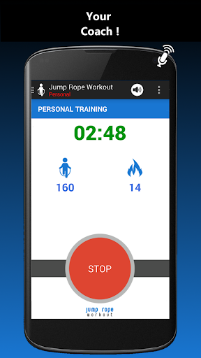 Jump Rope Workout PRO - screenshot