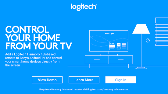 Logitech Harmony for TV