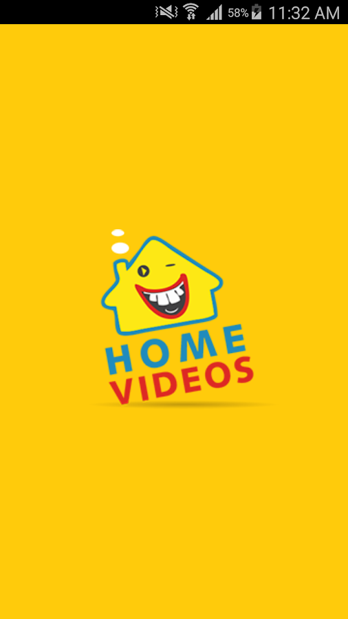 Home videos Screenshot