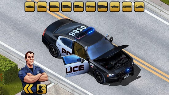 Kids Vehicles: Emergency - screenshot